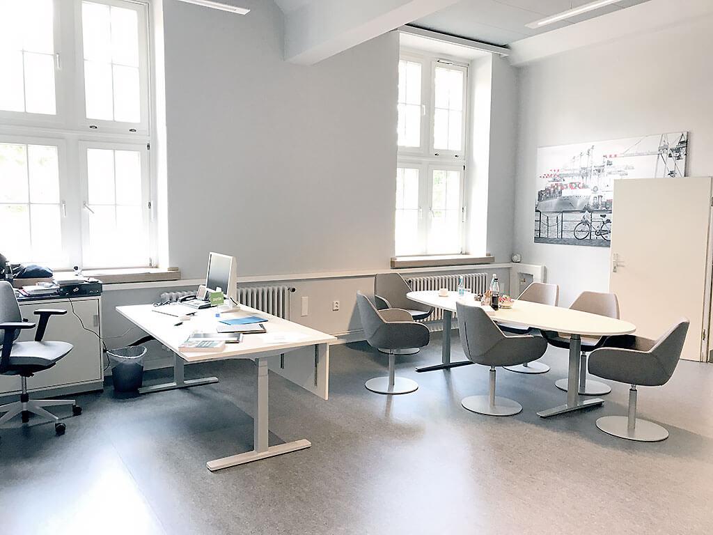 Referenz Büro Schulleitung Hamburg