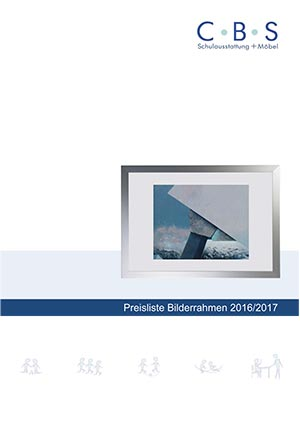 Katalog Bild CBS Bilderrahmen und Passepartouts