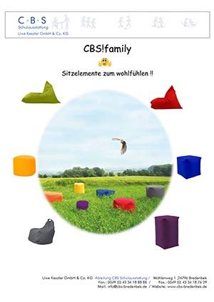 Bild Katalog CBS!family Sitzmöbel zum wohlfühlen