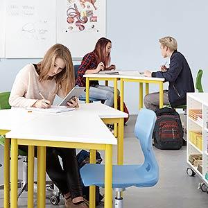 Konzept flexibles Lernen