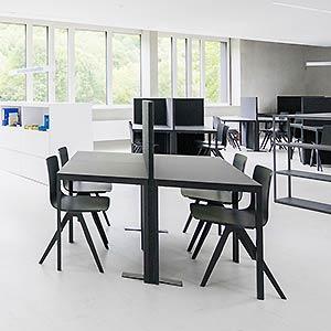 Möbel in Bibliothek - Konzepte von CBS Schulausstattungen