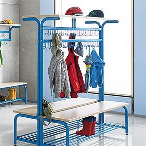 Garderoben und Schließfächer - Weitere Informationen