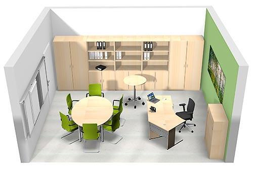Schema - Büro der Schulleitung
