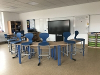 Klassenraum Grundschule Müssen