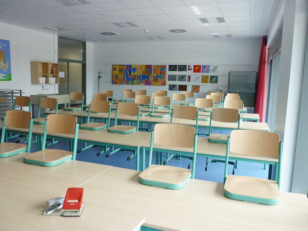 Schulzentrum Westerland Sylt Kunstraum