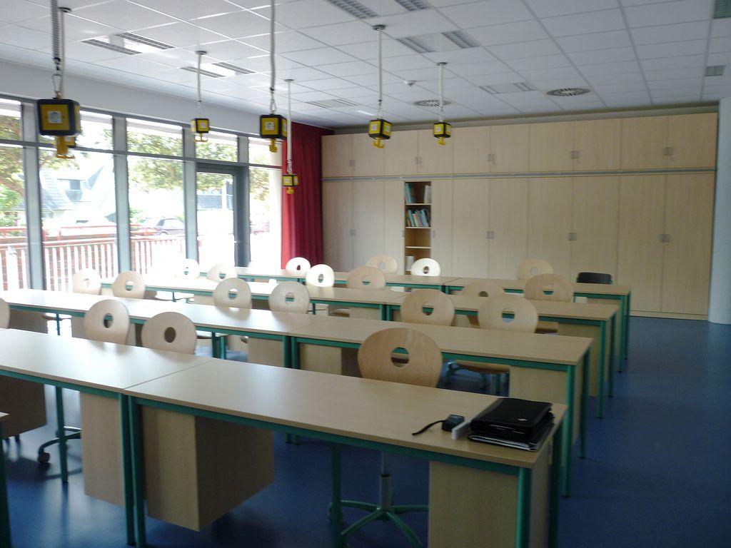 Schulzentrum Westerland Sylt Werkraum
