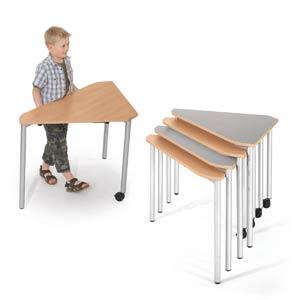 """Stapelschoner für Tischsystem """"trivio"""""""